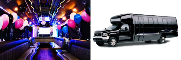 Party Bus - washingtondclimocarservice.com