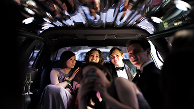 Prom Party Bus Service