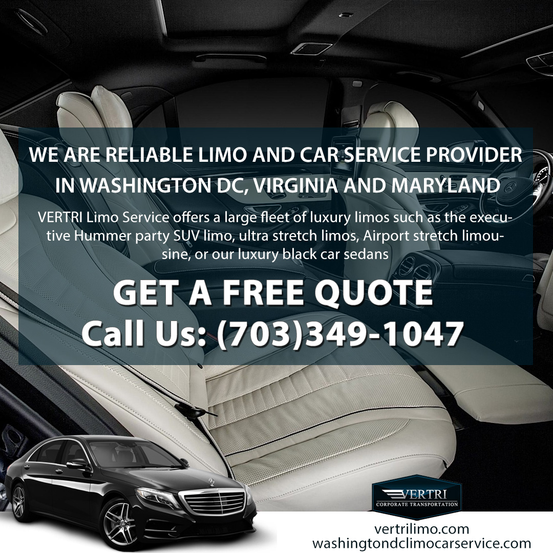 DC Car Service For Airport Transportation